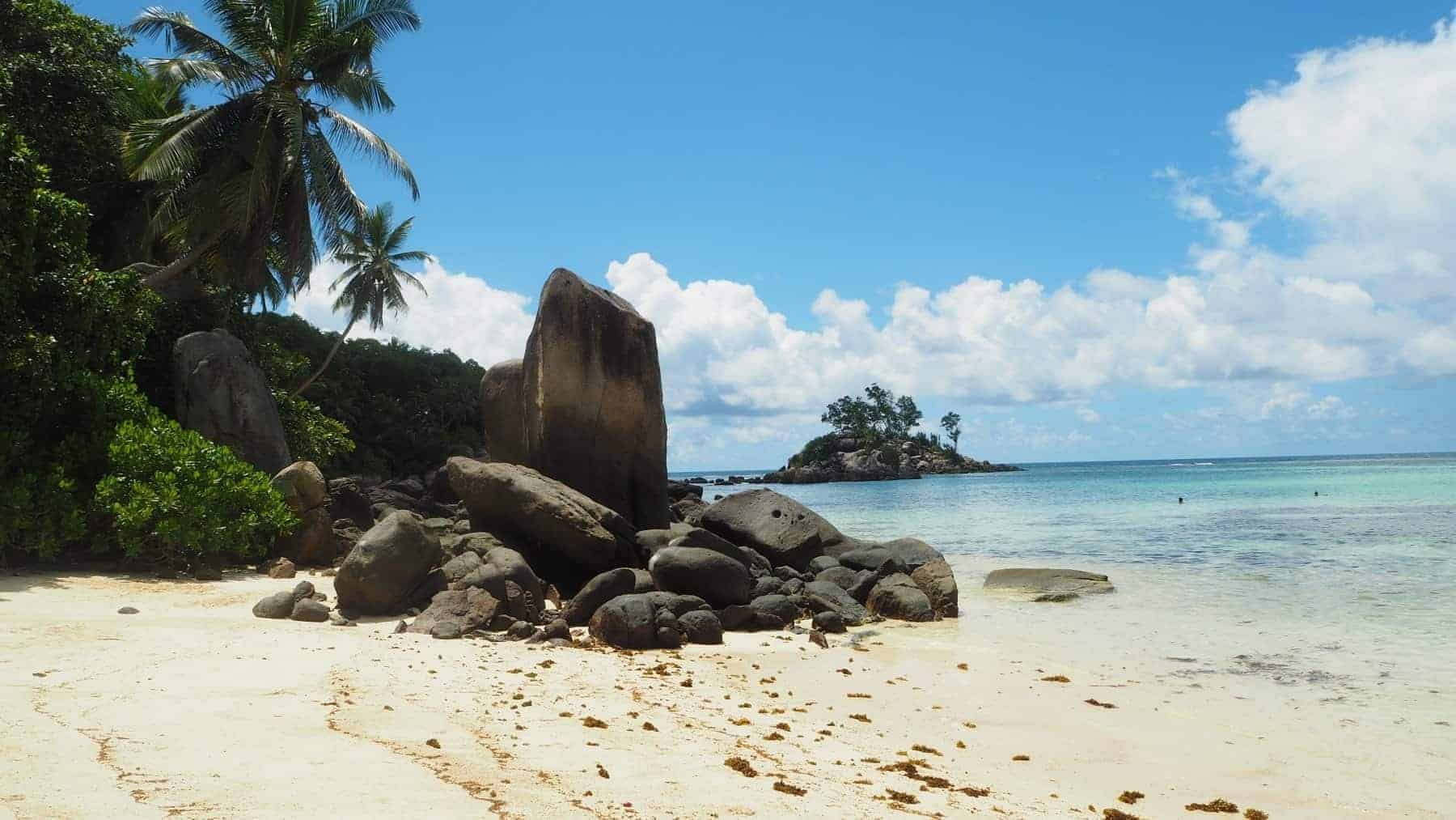 Seychelles the Beauty (beach pictures)