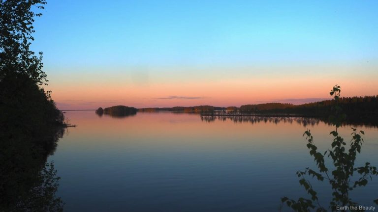 beautiful nature and landscape pictures of finland