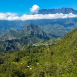 you need hitchiking in la reunion to come to beautiful hiking starting points