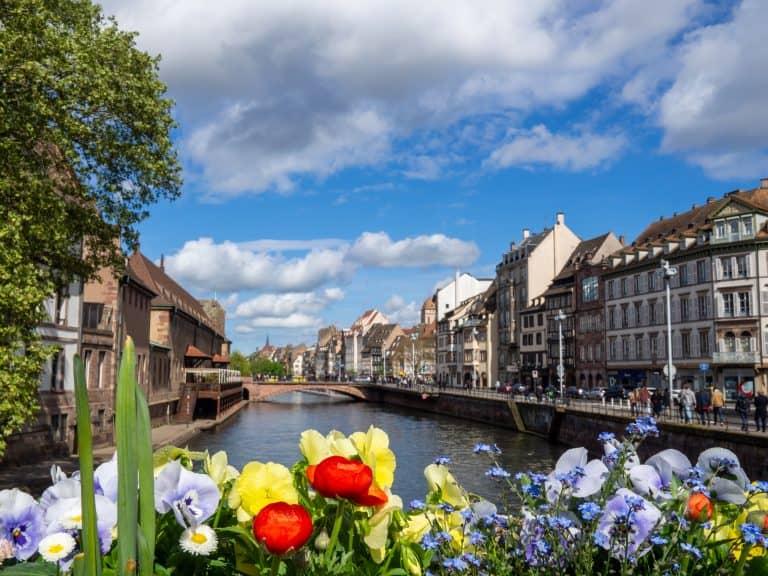 La Petit France in Strasbourg