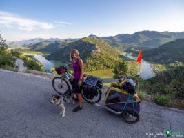 Radreise durch Montenegro – beste Bilder