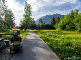 Cycling tour through Slovenia – the best pictures