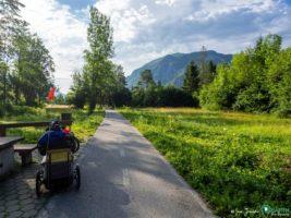 Radreise durch Slowenien – die besten Bilder