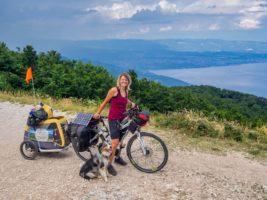 Packliste (sinnvoll/nicht sinnvoll) – Fahrradreise mit Hund (E-Bike) 6 Monate durch Europa